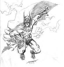 batman sketch by scabrouspencil on deviantart
