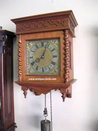 Clock Made Of Clocks by John Knibb Hooded Lantern Clock