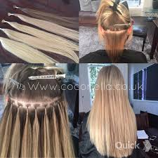 hot hair extensions russian indian remy micro nano ring hot fusion