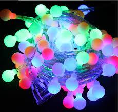 led outdoor light string promotion shop for promotional led