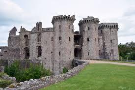historical castles great castles profiles raglan castle monmouthshire wales