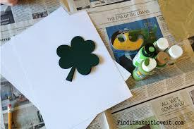 st patrick u0027s day kids craft find it make it love it