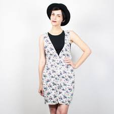 best denim jumper dress products on wanelo
