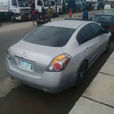 nissan altima sport 2007 tokunbo nissan altima 2 5s 2007 n1 700 000 00 autos nigeria