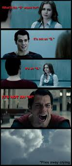Man Of Steel Meme - the huh man of steel another super meme