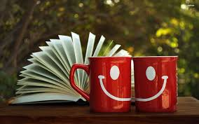 book wallpaper happy mugs and an open book wallpaper photography wallpapers