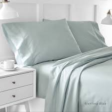 organic cotton percale sheet set u2013 under the canopy
