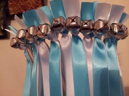 ribbon streamers 75 twirling wedding wand ribbon bell streamers wedding wands