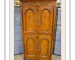 French Provincial Armoire French Armoire Etsy