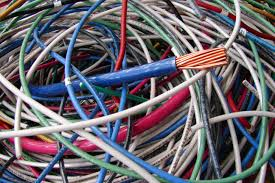 colorful electrical wires 7 by fantasystock on deviantart