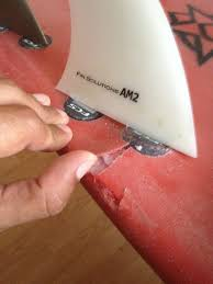 How To Fix Glass How To Fix Surf Board Dings And A Popped Fin Plug U2022 The Porto