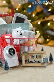 baby u0027s 1st christmas ornament u0026 gift basket