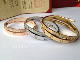 love bracelet rose gold images Cartier love bracelet pave diamonds yellow gold white gold pink jpg