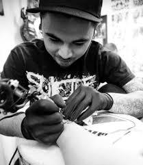 sean shiroma deep blue tattoo