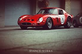 250 gto 1962 price stanceworks stance works 1963 250 gto berlinetta