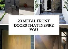 door metal front doors awesome insulated metal door full image