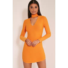 orange dress orange dress style everytime fashion