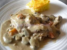 cuisiner le lapin à la moutarde lapin à la moutarde et aux chignons les délices de mimm