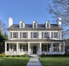 colonial homes best 25 colonial exterior ideas on colonial house