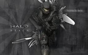 microsoft halo reach wallpapers halo reach noble six 607052 walldevil