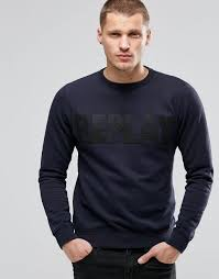 replay men sweatshirt sale online cheap save up to 70 discount