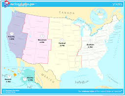 Radon Zone Map Usa Time Zone Map Clipart Best Clipart Best Us Maps And Time Time