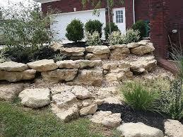 boulders landscape boulders frankfort kentucky ky