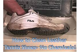quick n brite quick cleaning tips how to clean leather tennis shoes