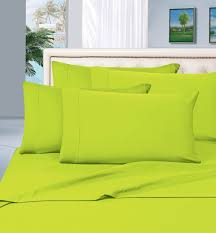 total fab green and purple bedding sets