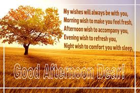 sweet afternoon messages and quotes wishesmsg