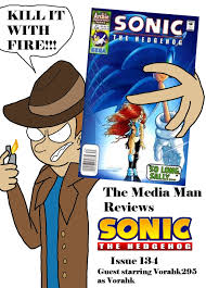 Sonic The Hedgehog Meme - the media man reviews sonic the hedgehog 134 by mixedfan8643 on