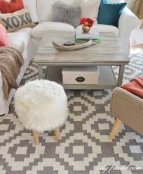 Livingroom Rug Rustic Chic Family Room New Rug City Farmhouse