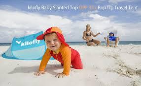 amazon com kilofly original instant pop up portable upf 35