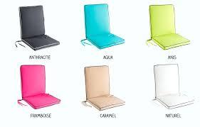 galette de chaise alinea alinea coussin de chaise affordable coussin de chaise jardin