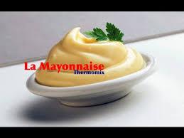 cuisine rapide thermomix recette rapide de la mayonnaise avec le thermomix tm5