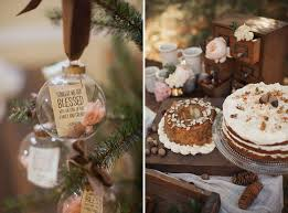 nature themed winter wedding inspiration winter wedding