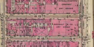 nyc tax maps manhattan historic turn of the century block and lot land book