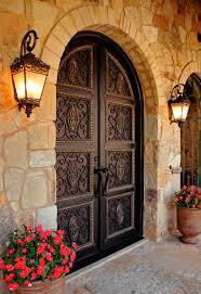 iron exterior door decor idea stunning creative under iron
