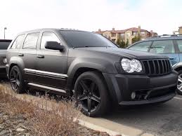 srt jeep 08 for those of you with powdercoated wheels cherokee srt8 forum