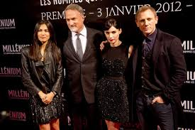 david fincher photos photos at the premiere of the