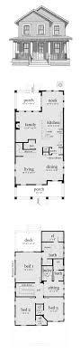 craftsman cottage floor plans cool narrow lot craftsman house plans home design javiwj