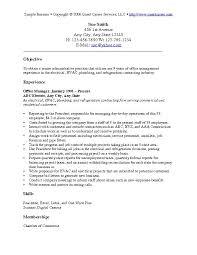 Accounting Job Resume Objective Download Objective Of Resume Sample Haadyaooverbayresort Com