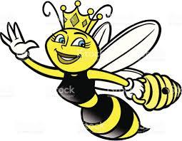 queen bee clip art vector images u0026 illustrations istock