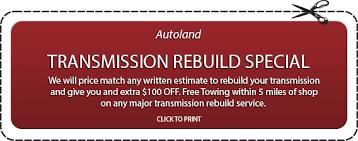 Transmission Rebuild Estimate by Re Built Transmissions In Santa Clara Autoland