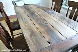 How To Build Kitchen Table by Building A Farm Table U2013 Medicaldigest Co