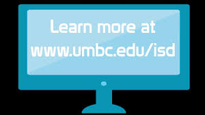 umbc instructional systems development graduate programs youtube