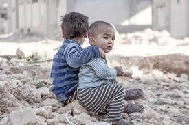 the war torn lives of syrian children