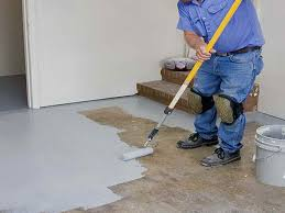 Basement Floor Finishing Ideas Epoxy Paint And Your Waterproofed Basement Floors