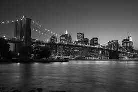 brooklyn bridge walkway wallpapers new york brooklyn bridge bw wallpaper bespoke digital print