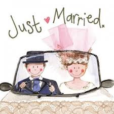 Just Married Cards Just Married 300x300 Jpg